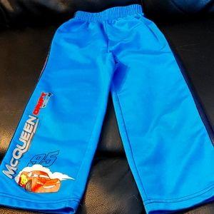 BOGO🌺Disney's Lightning McQueen Jogging Pants